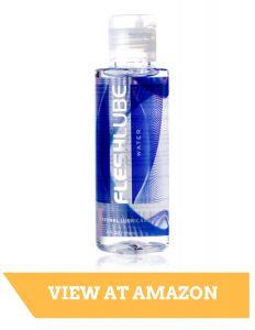 Best lube for fleshlights