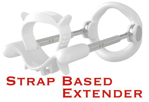 Strapped Based Penis Extender