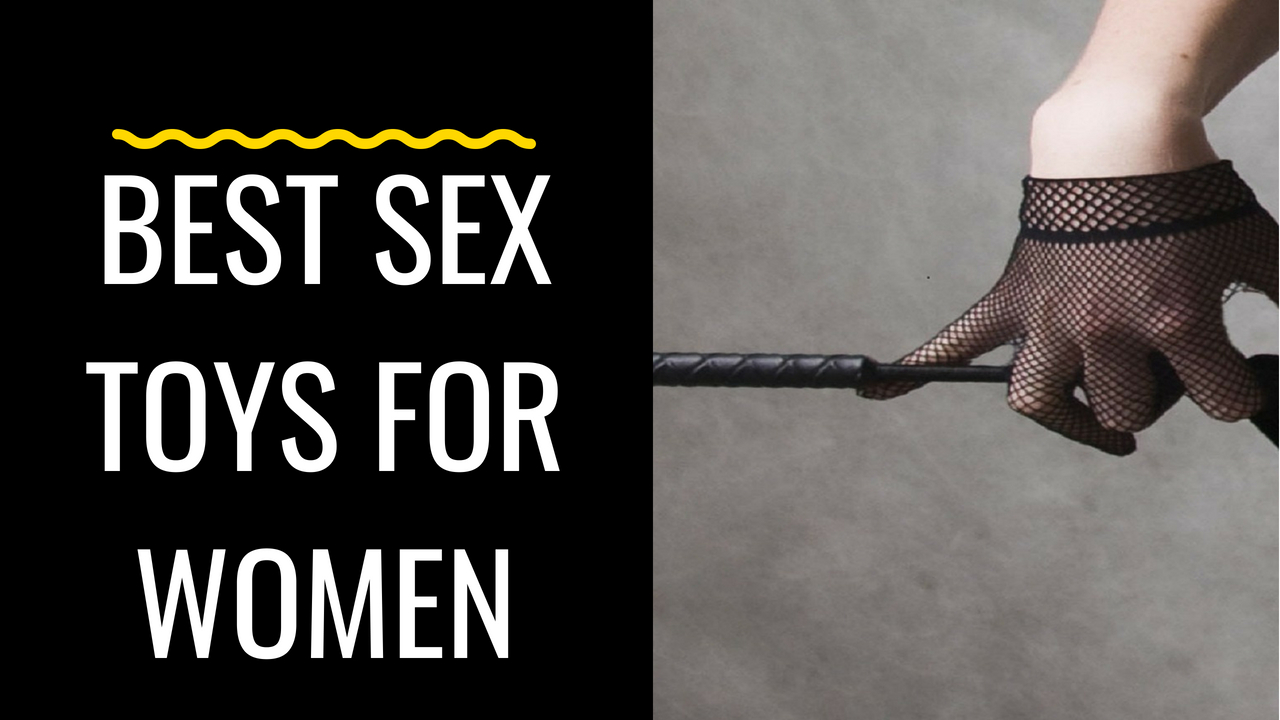 best sex toys for women