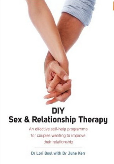 image of book giving information on self-help therapy for sexual dysfunction