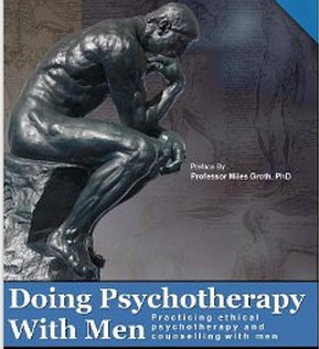 image showing a man in psychotherapy