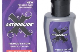 Astroglide X Silicone Lubricant Review